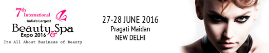 Beauty & spa expo2016 | New Delhi