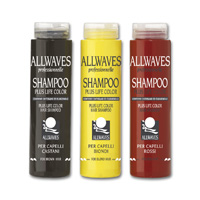 SHAMPOO PLUS LIFE COLOR - ALLWAVES