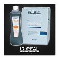 Blondys - Oil Whitener + enhancer - L OREAL PROFESSIONNEL - LOREAL