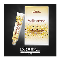 MAJIMÈCHES DOUBLE CREAM - service threads of gold in 15 minutes - L OREAL PROFESSIONNEL - LOREAL