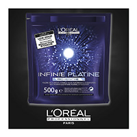 INFINIE PLATINE LOW ODOR - L OREAL PROFESSIONNEL - LOREAL
