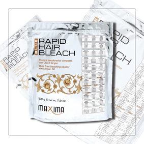 MAXIMA - RAPID HAIR BLEACH - KÉK - VITALFARCO by MAXIMA