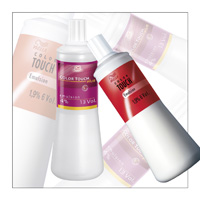 COLOR TOUCH EMULSIONS