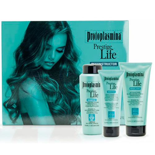 PROTOPLASMINA PRESTIGE LIFE REKONSTRUOR KIT - FARMACA INTERNATIONAL
