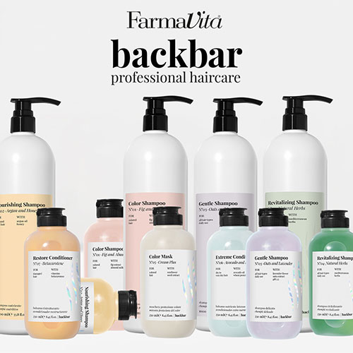 BACKBAR - Professional Haircare - FARMAVITA