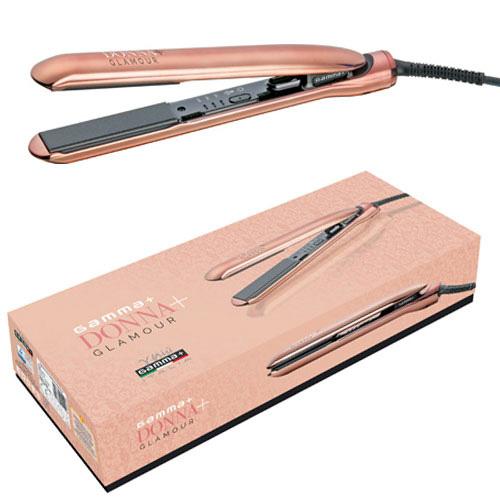 DONNA+ GLAMOUR Piastra Professionale per capelli - GAMMA PIU