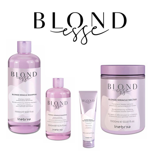BLONDESSE  TREATMENTS - INEBRYA