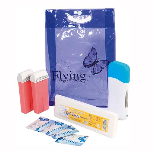 "FLYING - KIT EPILAZIONE ""FLYINGLUX"" - TERZI INDUSTRIE"