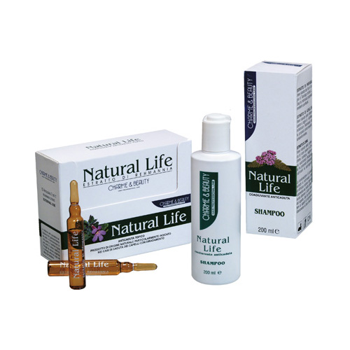 NATURAL LIFE : palīgviela - CHARME & BEAUTY