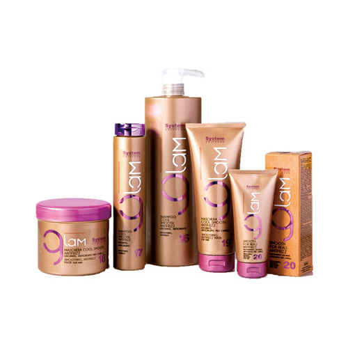 GLAM GLAD HAAR ANTIFRIZZ - DIKSON
