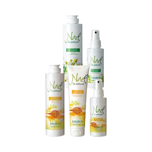 שיער רגיש NAEL & ילדים - EMSIBETH