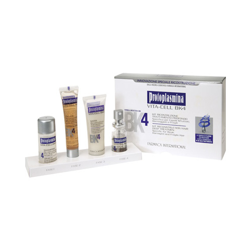 PROTOPLASMINA VITA-CÉLULA BK4 KIT - FARMACA INTERNATIONAL