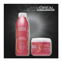 NATURE SERIES - COULEUR بوتانيك - L OREAL PROFESSIONNEL - LOREAL