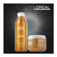 NATURE SERIES - دوسور D' HUILES - L OREAL PROFESSIONNEL - LOREAL