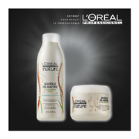 NATURE SERIES - RE - Naitre - L OREAL PROFESSIONNEL - LOREAL