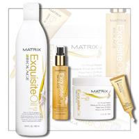 BIOLAGE EXQUISITE OIL - MATRIX