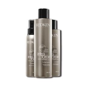 INTRAFORCE - CABELO NATURAL - REDKEN