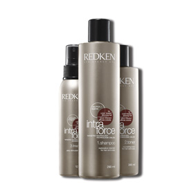 INTRAFORCE - coloriertes Haar - REDKEN