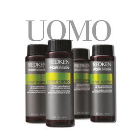 FOR MEN : COLOR CAMO - REDKEN