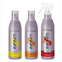 INFINITI INSTANT قبل از رنگ - AFFINAGE SALON PROFESSIONAL