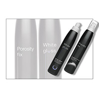 SYSTEM COLOR PRECISION - POROSITY FIX, WHITE GLOSS - DEMERAL