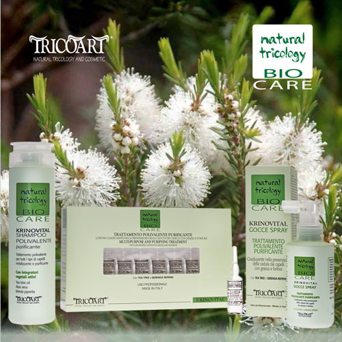 NATURAL TRICOLOGY BIO CARE - TRICOART