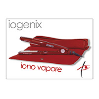 IOGENIX : Ionisk STEAM STRAIGHT