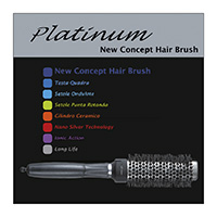 PLATINUM BRUSH - GIUBRA