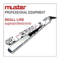 Piastra stirante SKULL line  - MUSTER