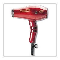 PARLUX 385 POWER LIGHT ROSSO - PARLUX PHON