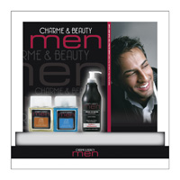 MEN : linie completă Hair & Shave - CHARME & BEAUTY