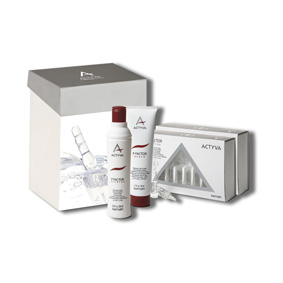 ACTYVA P FACTOR KIT HOMME - KEMON