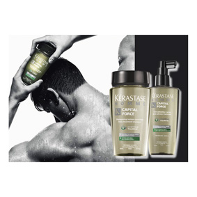 CAPITAL FORCE ANTI-FORFORA - KERASTASE