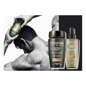 CAPITAL FORCE ANTI-GRASSO e DENSIFICANTE - KERASTASE