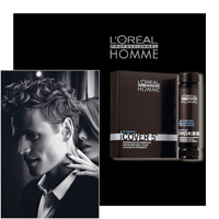 L'Oreal Professionnel HOMME - COVER 5'