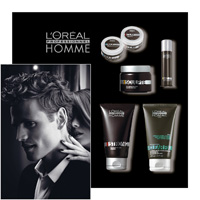 L'OREAL PROFESSIONNEL HOMME STYLING - L OREAL PROFESSIONNEL - LOREAL