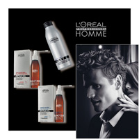 L'OREAL PROFESSIONNEL HOMME - RENAXIL - L OREAL PROFESSIONNEL - LOREAL