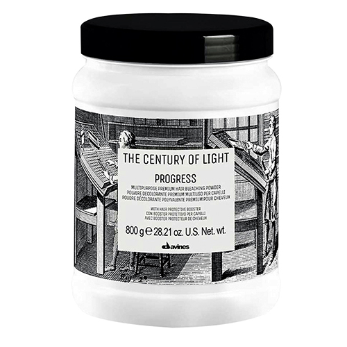 THE CENTURY OF LIGHT: PROGRESS - DAVINES