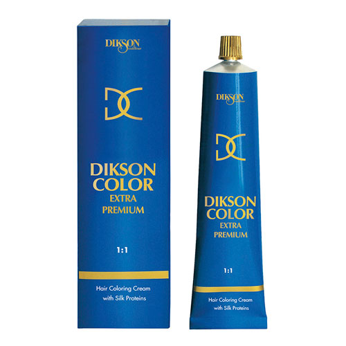 Hair Color  GLOBElife  Dikson  Dikson Color Extra Premium  2017
