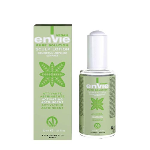 ENVIE VEGAN PURE SOLUTION: SCULP LOTION ATTIVANTE ASTRINGENTE - ENVIE