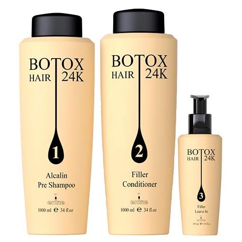 BOTOX cabelo 24K - ENVIE