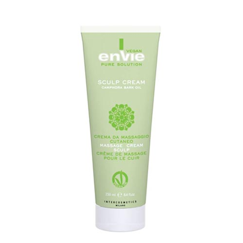 ENVIE VEGAN PURE SOLUTION: SCRUB CREAM MASSAGE - ENVIE