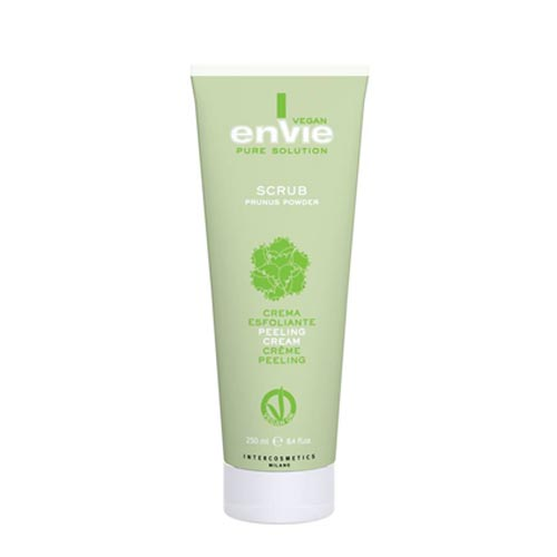 ENVIE VEGAN PURE SOLUTION: EXFOLIATING SCRUB - ENVIE