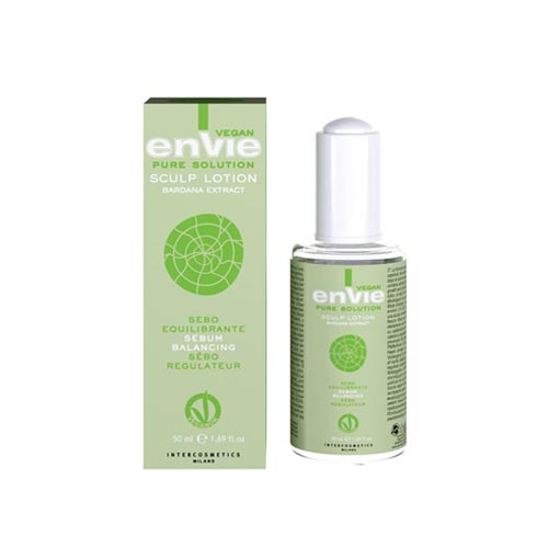 ENVIE VEGAN PURE SOLUTION: SCULP LOTION SEBO EQUILIBRANTE - ENVIE