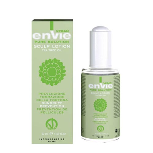 ENVIE VEGAN PURE SOLUTION: SCULP LOTION TEA TREE OIL - ENVIE