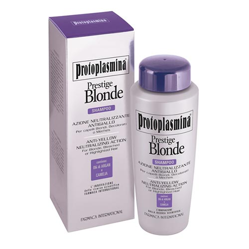 PROTOPLASMINA PRESTIGE BLOND - FARMACA INTERNATIONAL