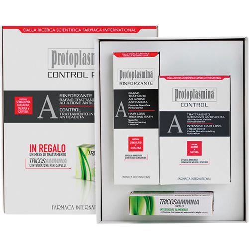 KIT CONTROL PLUS: KONTROLES & VANNĀ - FARMACA INTERNATIONAL