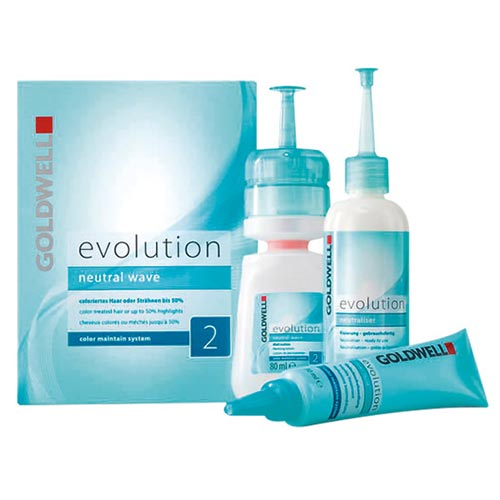 EVOLUTION - GOLDWELL
