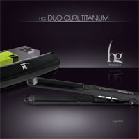 HG DUO CURL TITANIO - HG