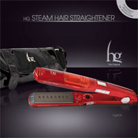HG STEAM HAARGLÄTTER - HG